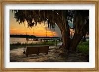 Savannah Sunset Fine Art Print