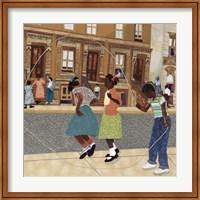Double Dutch Fine Art Print