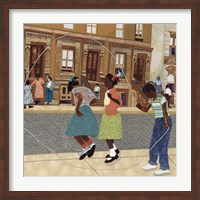 Double Dutch Fine Art Print
