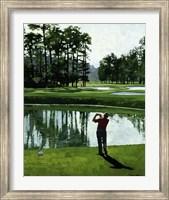Golf Course 9 Fine Art Print