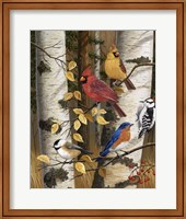Autumn Friends Fine Art Print