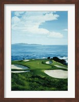 Golf Course 5 Fine Art Print