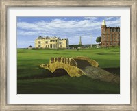 Golf Course 10 Fine Art Print