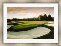 Golf Course  8 Fine Art Print
