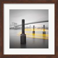 New York Water Taxi Fine Art Print