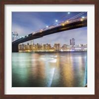 Brooklyn Bridge Pano 2 2 of 3 Fine Art Print