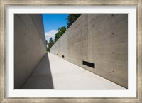WW2 Concentration Camp Memorial, Lower Saxony, Germany Fine Art Print