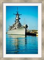 USS Missouri, Pearl Harbor, Honolulu, Oahu, Hawaii Fine Art Print