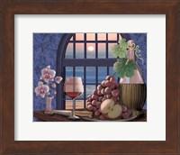 Sunset Rose Fine Art Print