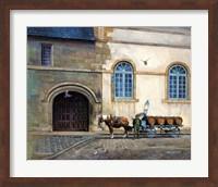 Wine Cart Fine Art Print