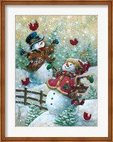Gotta Love Snow Fine Art Print