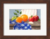 Apples To Oranges Fine Art Print
