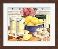 Fresh Lemonade Fine Art Print
