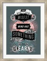 A Beautiful Mind Fine Art Print