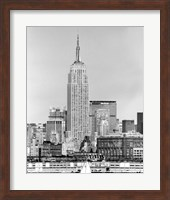 NYC Skyline IV Fine Art Print