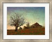 Barn on the Hill Fine Art Print