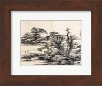 Yi Han-cheol Fine Art Print