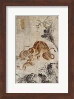 Family of Tigers Fine Art Print