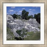 Tikal Mayan Guatemala Fine Art Print