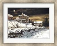 Moon Shadows Fine Art Print