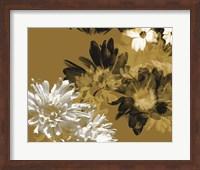 Golden Bloom I Fine Art Print