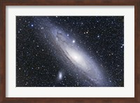The Andromeda Galaxy Fine Art Print