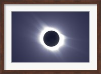 Total solar eclipse Fine Art Print