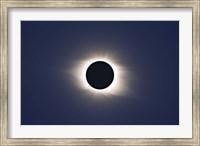 Total eclipse of Sun Fine Art Print