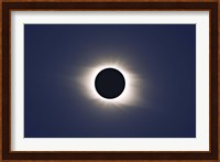 Total eclipse of Sun Fine Art Print