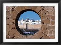 Fortified Architecture of Essaouira, Morocco Fine Art Print