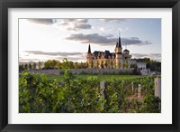 Chateau Changyu AFIP Global winery, Ju Gezhuang Town, China Fine Art Print