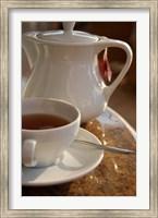 Beverly Hills Hotel Morning Tea, Umhlanga Rocks, Kwazulu Natal, Durban, South Africa Fine Art Print