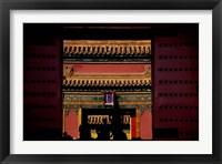 Forbidden City, China Fine Art Print