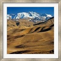 Afghanistan, Bamian Valley, Hindu Kush Mountains Fine Art Print