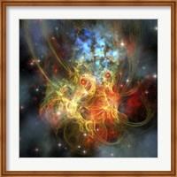 Princess Nebula Fine Art Print
