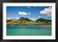 Lion Mountain, South East Mauritius, Africa Fine Art Print
