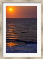 South Africa, KwaZulu Natal, Sunrise Fine Art Print