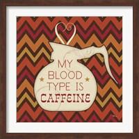 Caffeine I Fine Art Print