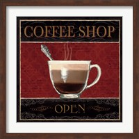 Coffee Shop I Fine Art Print