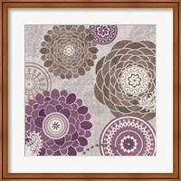 Gray Garden Melody II Fine Art Print