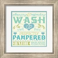 Wash Up VI Fine Art Print