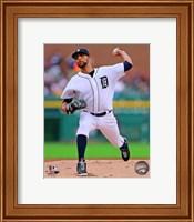 David Price Baseball Pitching Fine Art Print