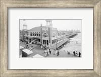 Atlantic City Steel Pier, 1910s Fine Art Print
