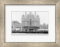Atlantic City's Marlborough-Blenheim Hotel, ca. 1908 Fine Art Print