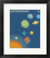 Astronomy Fine Art Print