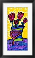 Flowers for Van Gogh Fine Art Print