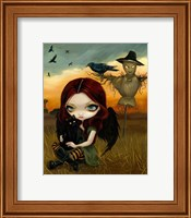 The Scarecrow Fine Art Print