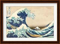 The Great Wave off Kanagawa Fine Art Print