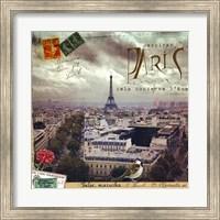A Breath Of Paris Fine Art Print