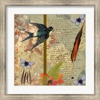 Autumn Flora & Fauna Fine Art Print